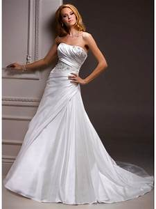 White wedding dresses cheap dresscab for Cheap white wedding dresses