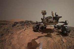 Curiosity Rover Snaps Awesome Selfies on Mars Mountain ...