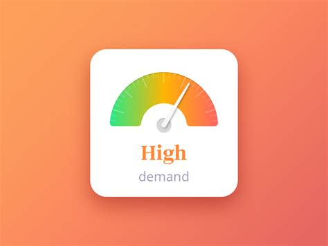High Demand By Lizave  Dribbble Dribbble