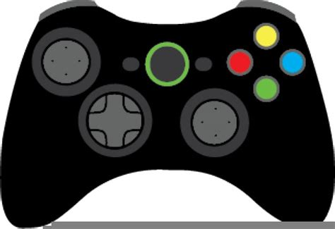 xbox remote controller clipart  images  clkercom