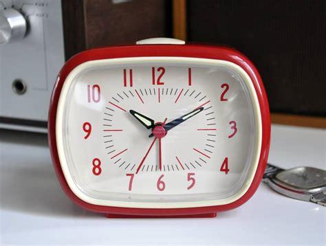 Retro Alarm Clock By I Love Retro