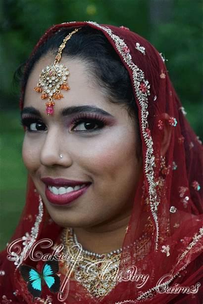 Makeup Hindu Cairns Bridal Gorgeous Indian Looks