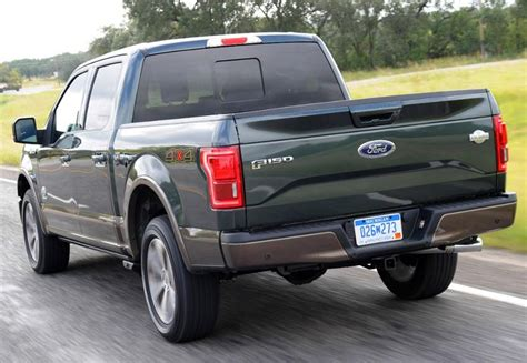 Top Selling Truck 2015 by 2015 Ford F 150 Top 10 Innovative Features On Ford S Best