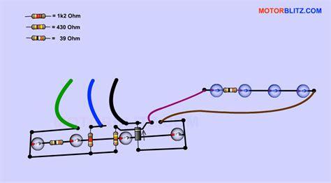 kabel rem variasi memperbaiki lu rem variasi led scoopy yang rusak