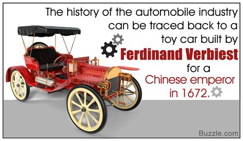 When Was The First Car Ever Made? The Answer May Surprise You
