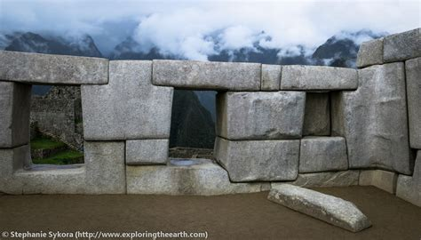 the rocks of machu picchu and other inca to see in