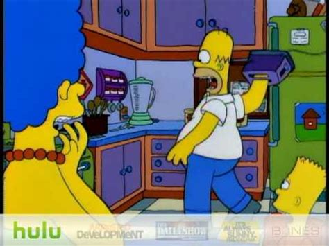 the simpsons in toaster - Simpsons Toaster