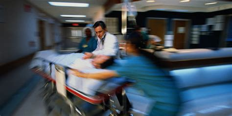 emergency care room state