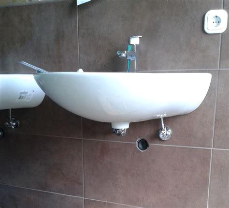 hänge wc einbauen waschbecken montieren