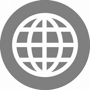 Internet Icon Free Vector / 4Vector