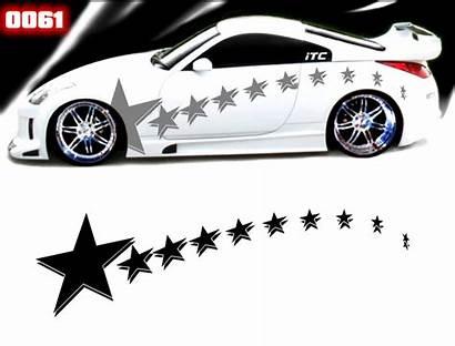 Star Graphics Vinyl Vehicle Graphic