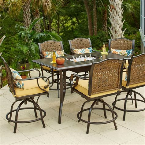 big rugs for cheap hton bay vichy springs 7 patio high dining set