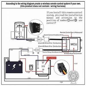 Led Light Bar Switch Wiring Diagram