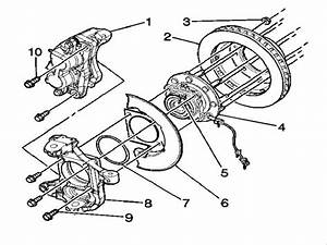 2001 Blazer Parking Brake Diagram