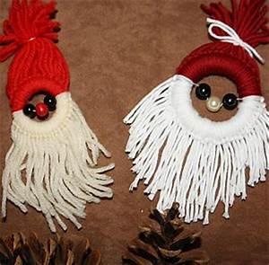 Basteln Mit Wolle Weihnachten : nikolaus anh nger basteln weihnachtsmann basteln ~ A.2002-acura-tl-radio.info Haus und Dekorationen