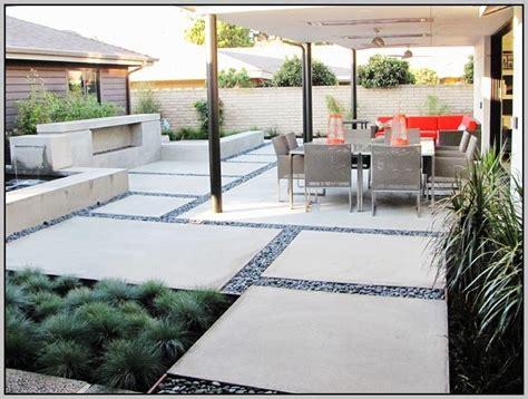 concrete patio designs layouts patios home design