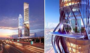 Shock As Upcoming Luxury Hotel In Dubai Plans Jaw