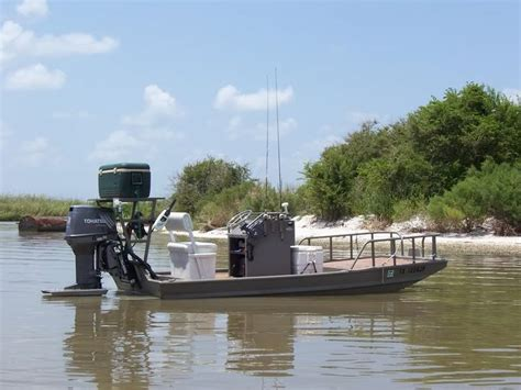 Aluminum Boats Made In Texas by Flats Skiff Scooters Aluminum Texas Scooter