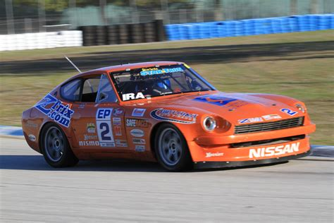 Datsun Car : Datsun Z-car Has Won Many Races