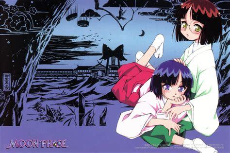 Moon Phase Anime Wallpaper - tsukuyomi moon phase computer wallpapers desktop