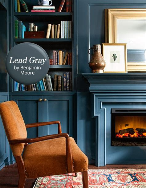 paint color pick lead gray by benjamin moore paint