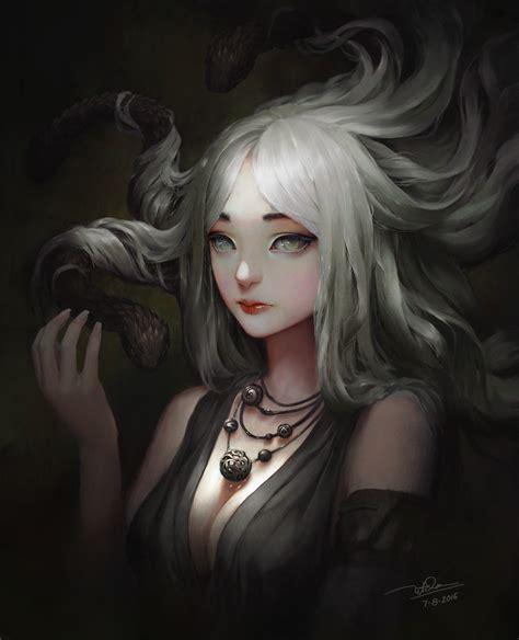 fantasy art, Medusa Wallpapers HD / Desktop and Mobile ...