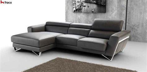 canap gorini canapé d 39 angle cuir nicoletti univers canapé