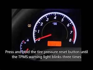 Camry 2014 Tire Pressure Warning Light | Autos Post