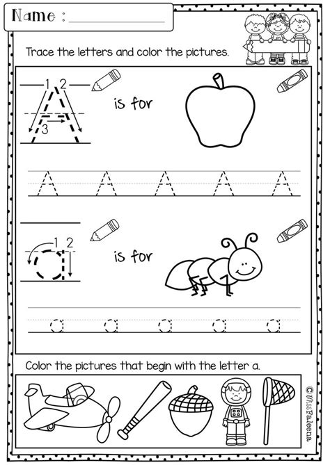 25 best ideas about kindergarten worksheets on