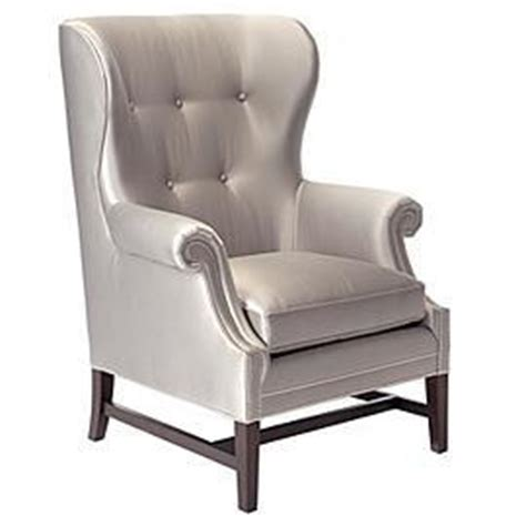indoor wicker washed out brown wing back arm chair