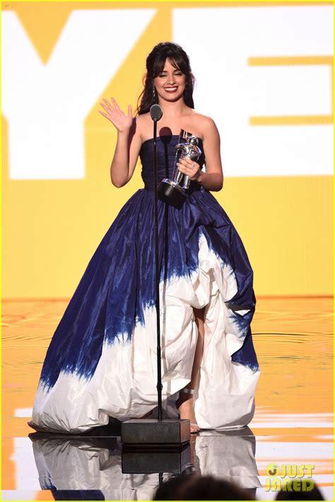 Watch Camila Cabello Accept Video The Year Vmas