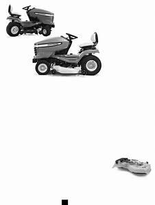 John Deere Select Series X320  Select Series X324 4ws