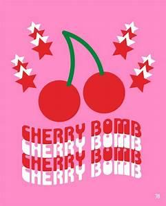 Cherry Bomb Gic... Cherry Pop Quotes