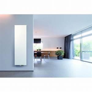 Radiateur Acier Eau Chaude : radiateur vertical eau chaude en acier laqu vasco ~ Premium-room.com Idées de Décoration