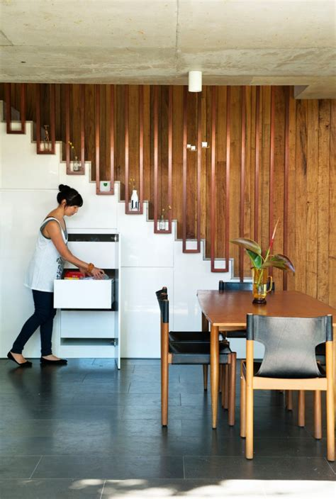 outstanding mid century modern staircase designs  bring    time