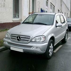Mercedes M-class  W163    Repair Manual