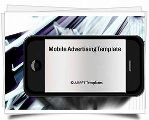powerpoint mobile advertising template With t mobile powerpoint template
