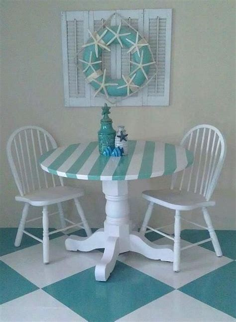 easy   coastal kitchen table  chairs