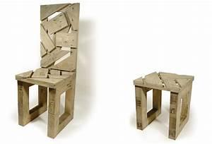 Fauteuil En Palette Facile : chaise en palette bois ~ Melissatoandfro.com Idées de Décoration