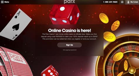 Parx Casino Online Betting App - 4 betting tips
