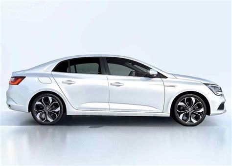 The New 20182019 Renault Megane Sedan  In The Family