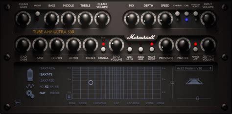 U530 Free Guitar Amplifier Vst Plugin By Mercuriall Audio