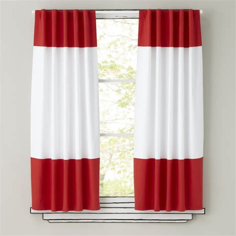 curtains and white curtain panels the land of nod