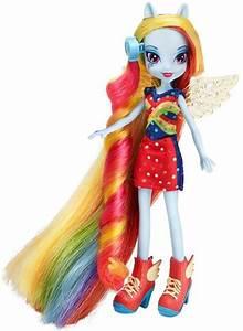 My Little Pony | Equestria Girls Radical Hair Rainbow Dash