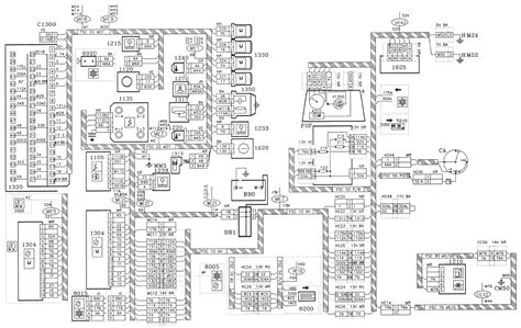 Peugeot 306 Phase 3 Wiring Diagram by Peugeot 605 Xu10 J2te Engine Multipoint Injection Bosch