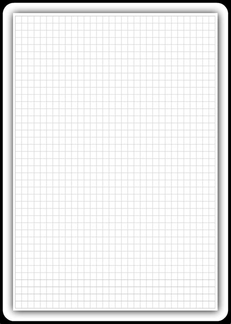 printable graph paper template word ms office templates