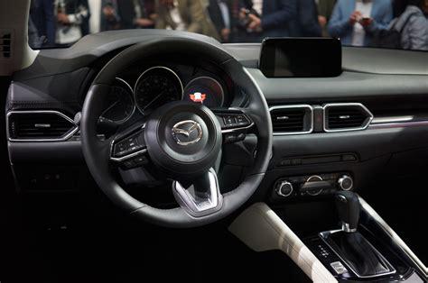 2017 Mazda Cx 5 Interior From Driver Seat  Motor Trend