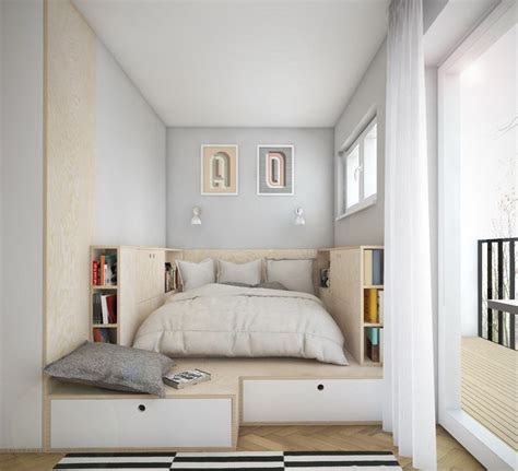 amenagement chambre 9m2 aménagement chambre utilisation optimale de l espace