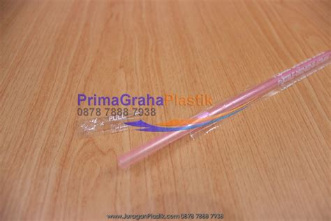 sedotan tekuk hitam steril sedotan tekuk salur pink quot cover plastik satuan quot hygienis