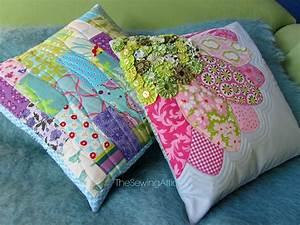 The, Sewing, Attic, New, Cushion, Cover, Designs